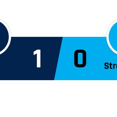 PSG - Strasbourg 1-0