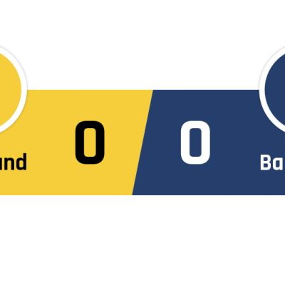 Dortmund - Barcelona 0-0