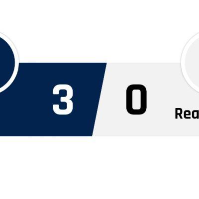 PSG - Real Madrid 3-0
