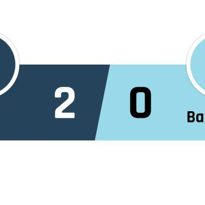 Granada - Barcelona 2-0