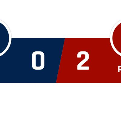 PSG - Reims 0-2
