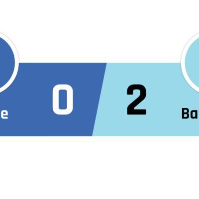 Getafe - Barcelona 0-2