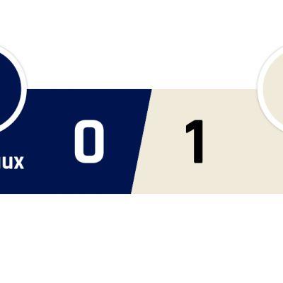 Bordeaux - PSG 0-1