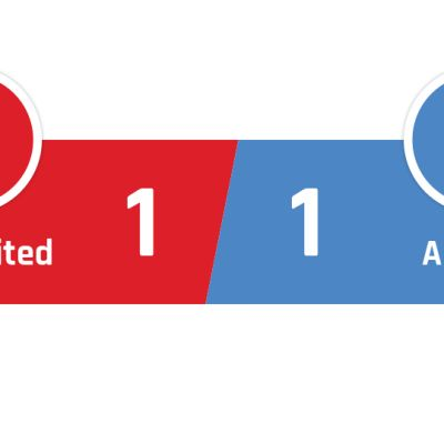 Manchester United - Arsenal 1-1