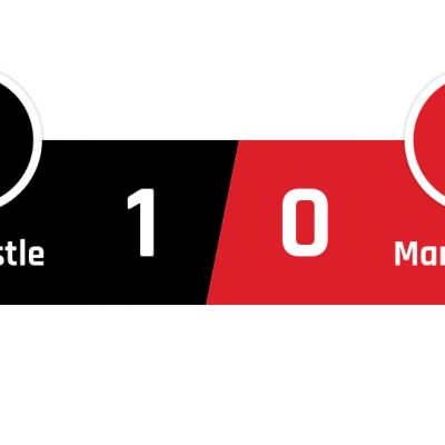 Newcastle - Manchester United 1-0