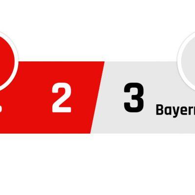 Olympiakos - Bayern München 2-3