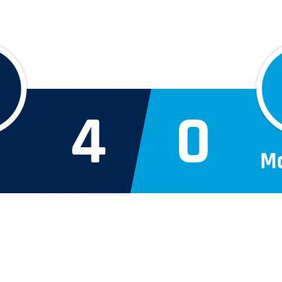 PSG - Marseille 4-0
