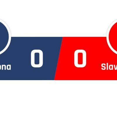 Barcelona - Slavia Praha 0-0