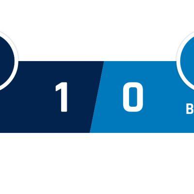PSG - Club Brugge 1-0