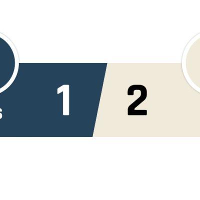 Brest - PSG 1-2
