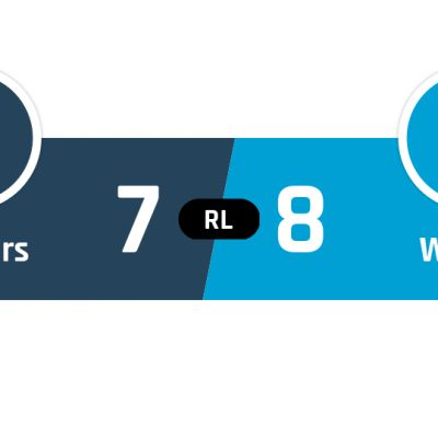 Steelers - Welhot 7-8