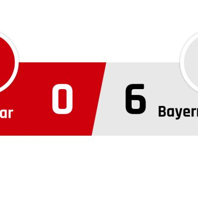 Red Star Belgrad - Bayern München 0-6