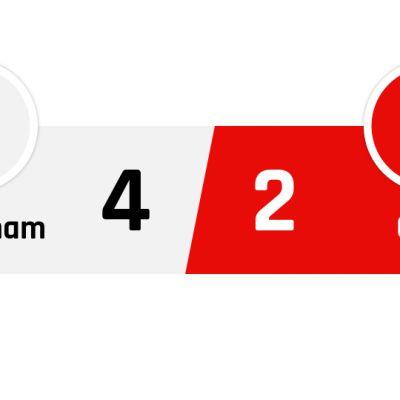 Tottenham - Olympiakos 4-2