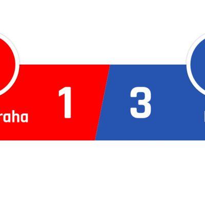 Slavia Praha - Inter 1-3
