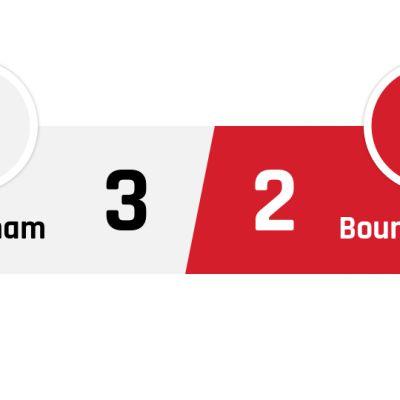 Tottenham - Bournemouth 3-2