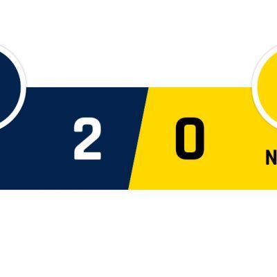 PSG - Nantes 2-0