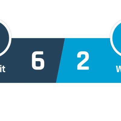 Tiikerit - Welhot 6-2