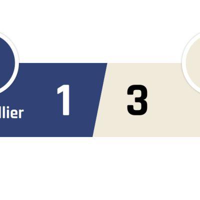 Montpellier - PSG 1-3