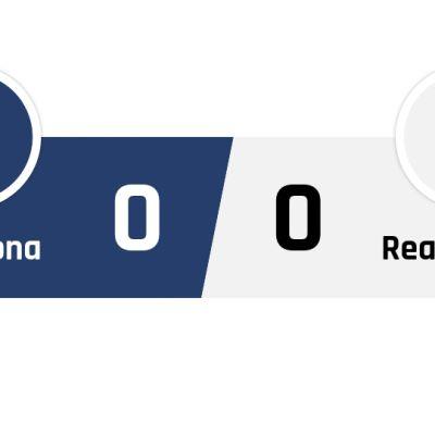 Barcelona - Real Madrid 0-0