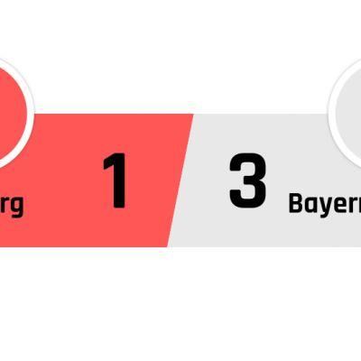 Freiburg - Bayern München 1-3