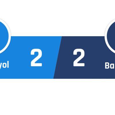 Espanyol - Barcelona 2-2
