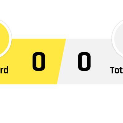 Watford - Tottenham 0-0