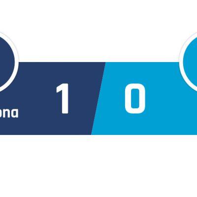 Barcelona - Granada 1-0