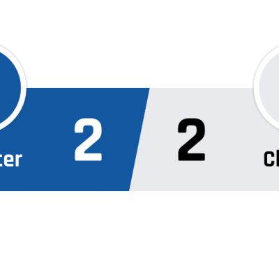 Leicester - Chelsea 2-2