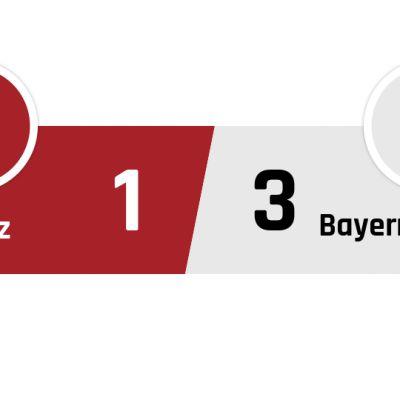 Mainz - Bayern München 1-3