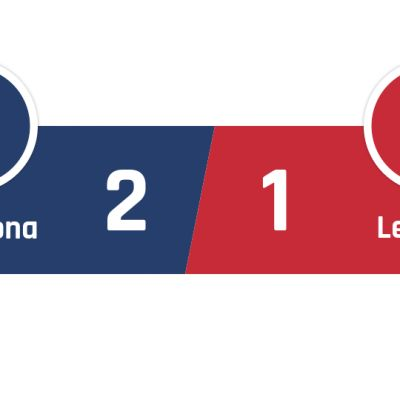 Barcelona - Levante 2-1