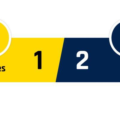 Nantes - PSG 1-2