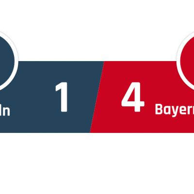 FC Köln - Bayern München 1-4