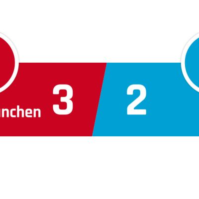 Bayern München - Paderborn 3-2