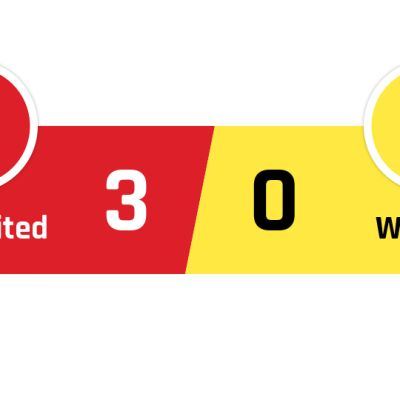 Manchester United - Watford 3-0
