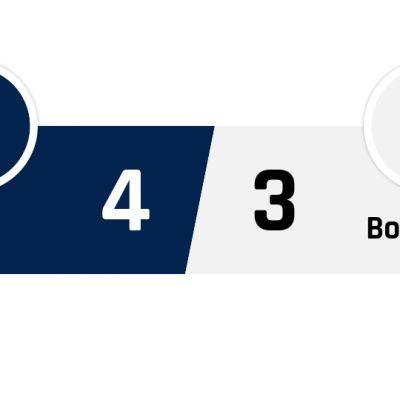PSG - Bordeaux 4-3