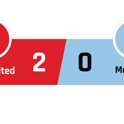 Manchester United - Manchester City 2-0