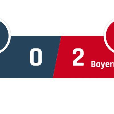 Union Berlin - Bayern München 0-2