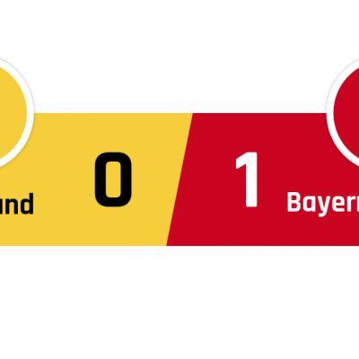 Dortmund - Bayern München 0-1