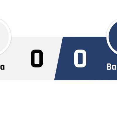 Sevilla - Barcelona 0-0