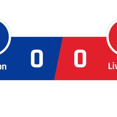 Everton - Liverpool 0-0