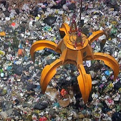 Kaatopaikat ovat historiaa - näin toimii nykyaikainen jätteenkäsittelykeskus