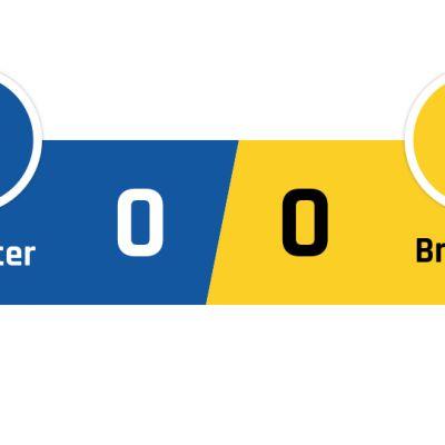 Leicester - Brighton 0-0