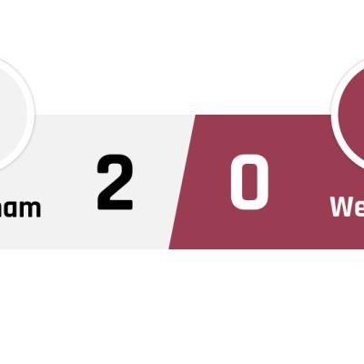 Tottenham - West Ham 2-0