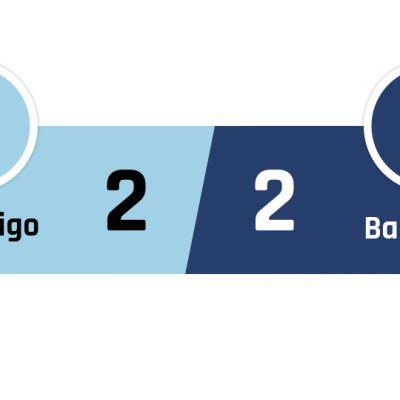 Celta Vigo - Barcelona 2-2