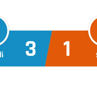 Napoli - SPAL 3-1