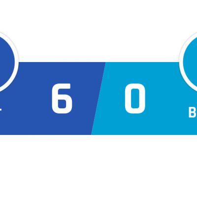 Inter - Brescia 6-0