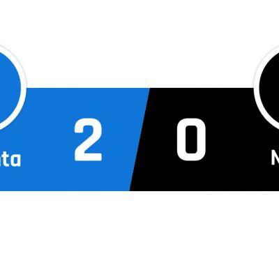 Atalanta - Napoli 2-0