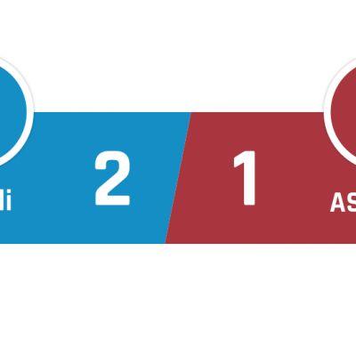 Napoli - Roma 2-1