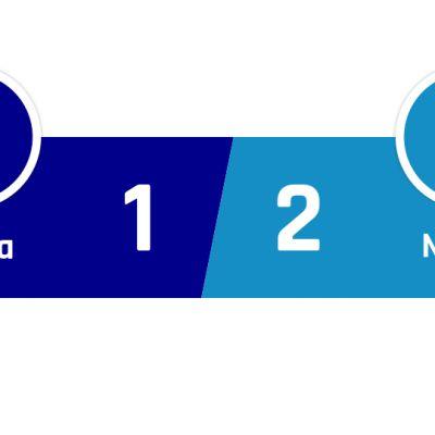 Genoa - Napoli 1-2