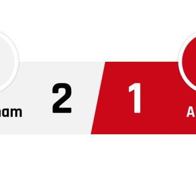 Tottenham - Arsenal 2-1
